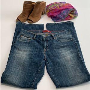 Mavi Molly Bootcut Jeans. Size 30/32